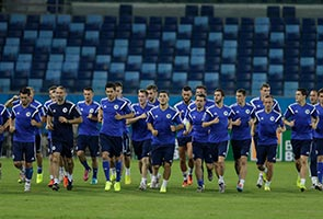 WORLD CUP: BOSNIA-HERZEGOVINA CONFIDENT IN GAME AGAINST NIGERIA