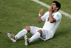 WORLD CUP: SUAREZ BITE STORM AS URUGUAY SINK ITALY