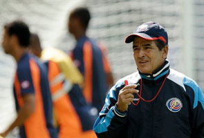 WORLD CUP: COSTA RICA PROVED THEIR WORTH - PINTO