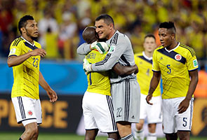 WORLD CUP: COLOMBIA BEATS JAPAN 4-1 ENDING ASIAN CHAMPION'S DREAM