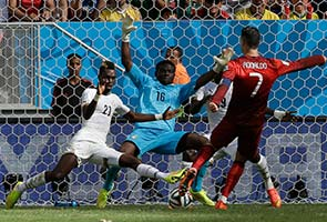 WORLD CUP: PORTUGAL LEAVES TOURNAMENT DESPITE BEATING GHANA 2-1