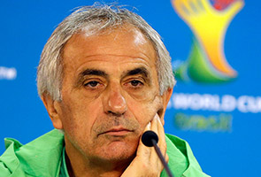 WORLD CUP: HALILHODZIC SLAMS REPORTERS' RAMADAN QUESTIONS