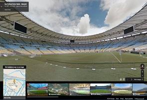 STREET VIEW SEMPENA WORLD CUP BRAZIL 2014 DIPERKENAL