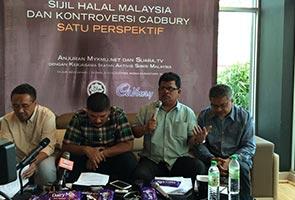 Hanya blogger jamah Cadbury, pegawai JAKIM enggan