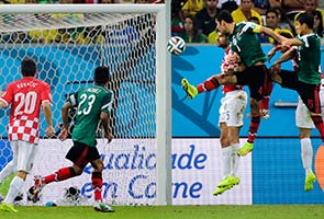 WORLD CUP: MEXICO BEATS CROATIA 3-1, DATE WITH NETHERLANDS NEXT IN TOP 16