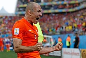 Arjen Robben mohon maaf kerana sengaja jatuhkan badan untuk penalti