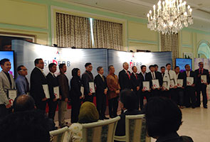 Fifteen SUPERB BizPitch recipients excelled to commercialise ingenious ideas