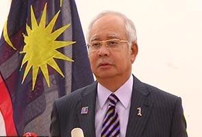 Puak pemisah pro-Rusia setuju permintaan kerajaan - Najib