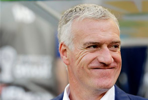 WORLD CUP: GERMANY MADE EXPERIENCE COUNT, ADMITS DESCHAMPS