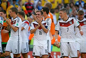 Football: Germany, Argentina set for World Cup final rematch