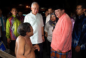 Shelter for the homeless to be ready within six months - Najib