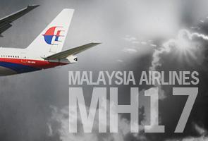 MH17: Pemberontak Ukraine telah temui kotak hitam, lapor Interfax