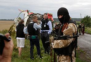 MH17: Pasukan penyiasat antarabangsa diganggu pemberontak