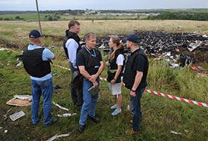 MH17 Dua lagi mayat warga Malaysia dikenal pasti