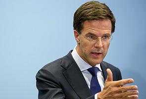 "PM Belanda beri ""amaran akhir"" kepada Putin"