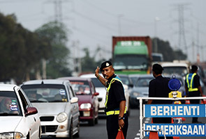 15 killed In 1 357 road accidents in a week in Johor