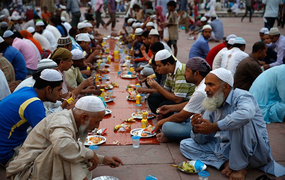 muslims condition in india
