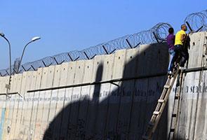 Pakar undang-undang gesa PBB robohkan Tembok Israel