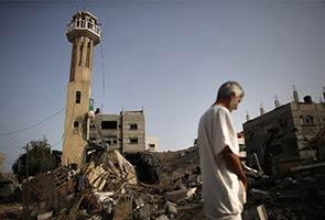 Israel serang masjid, korban di Gaza cecah 121 orang