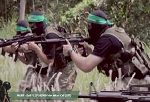 Hijjaz terjemah lagu semangat pemuda Hamas