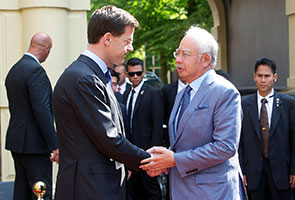 MH17: PM Najib Razak calls for immediate cessation of hostilities