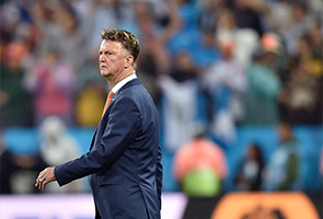 WORLD CUP: VAN GAAL LUCK RUNS OUT OVER SHOOT-OUT