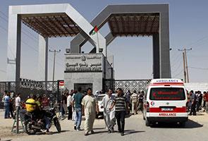 Mesir tutup semula pintu sempadan Rafah