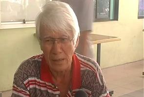 Uncle Sim enggan ambil tindakan undang-undang terhadap wanita