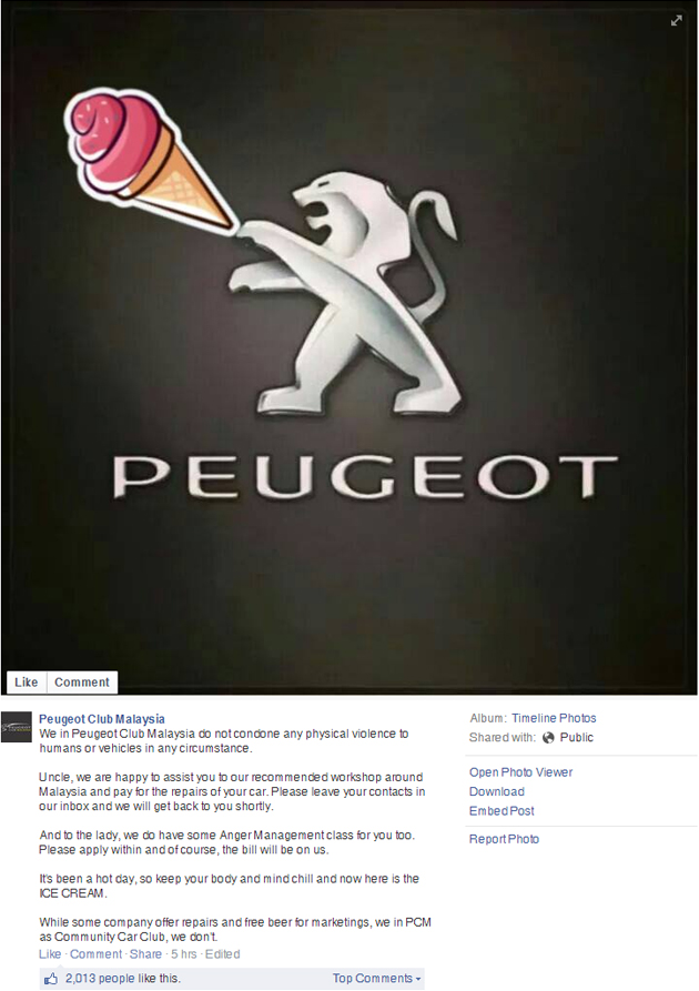 Peugeot Club Malaysia