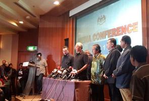 Kenyataan PM mengenai tragedi MH17