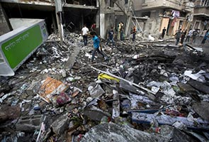 Roket Hamas letupkan stesen minyak Israel, tiga cedera
