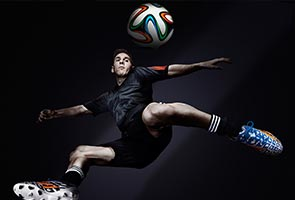 ADIDAS ADIZERO F50 TOP SCORING BOOT DURING WORLD CUP
