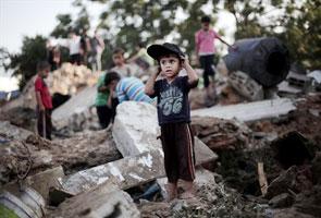 Gaza: UNICEF gesa kedua-dua belah pihak hadkan tindakan
