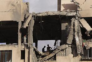 Mangsa serangan Israel ke atas Gaza meningkat kepada 203 orang
