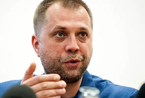 Alexander Borodai kembali ke Rusia, orang baru pimpin pemberontak Donetsk