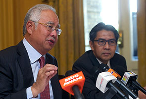Najib's visit bears conclusive repatriation period for MH17 victims' bodies