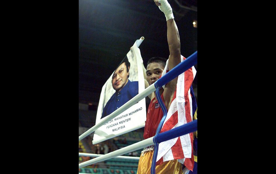 Komanwel 1998, Sukom 1998, Commonwealth games 1998