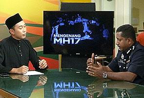 MH17: Pasukan siasatan khas kongsi pengalaman misi pengecaman mangsa
