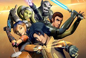 Bakal ditayangkan Star Wars Rebels dilambung pujian