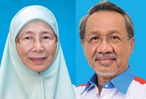 Isu MB : Anwar mahu Wan Azizah dan Dr. Idris - Sumber