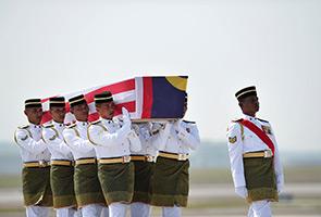 Dua lagi jenazah mangsa nahas MH17 akan tiba Ahad