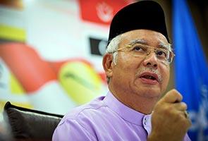 BN sedang kenal pasti calon PRK Pengkalan Kubor - Najib