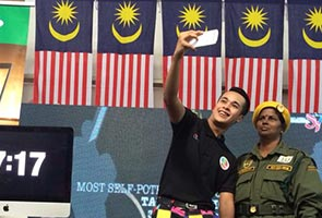 Malaysia breaks the record for most selfies