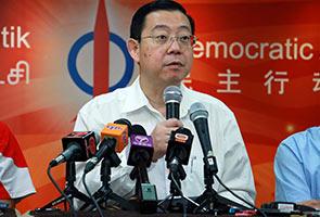 Pakatan Rakyat no longer exists, says DAP's Lim Guan Eng