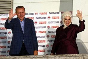 Erdogan: Harapan baru dunia Islam
