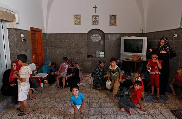 Toleransi agama di tengah tengah konflik Palestin Israel