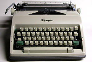 Have I found a digital replacement to my typewriter?