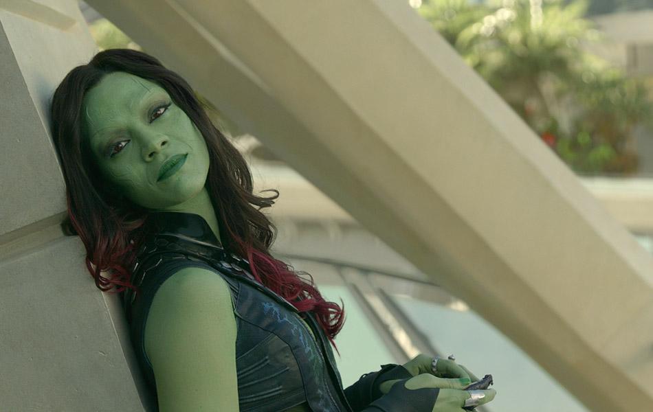 Dunia adiwira 'Guardians of the Galaxy'