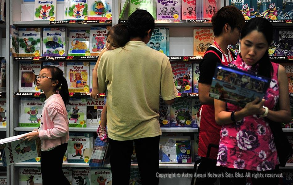 Pesta buku bookfest@malaysia 2014