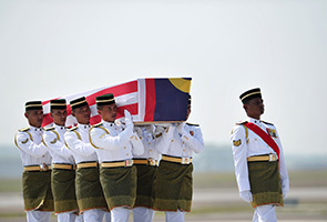 MH17: Two more remains to arrive tomorrow